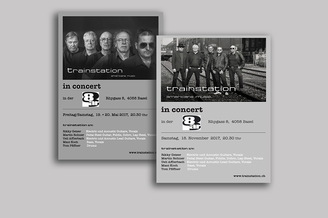 Poster, Prospekte